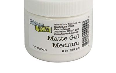 Gel Medium Matte 59 ml